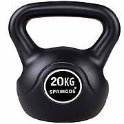 Гиря спортивна (тренувальна) Springos 20 кг FA1008