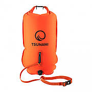 Буй для плавания TSUNAMI надувной 2 в 1 TS0001