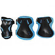 Комплект защитный SportVida SV-KY0005-M Size M Blue/Black