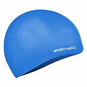 Шапочка для плавания SportVida SV-DN0018 Blue