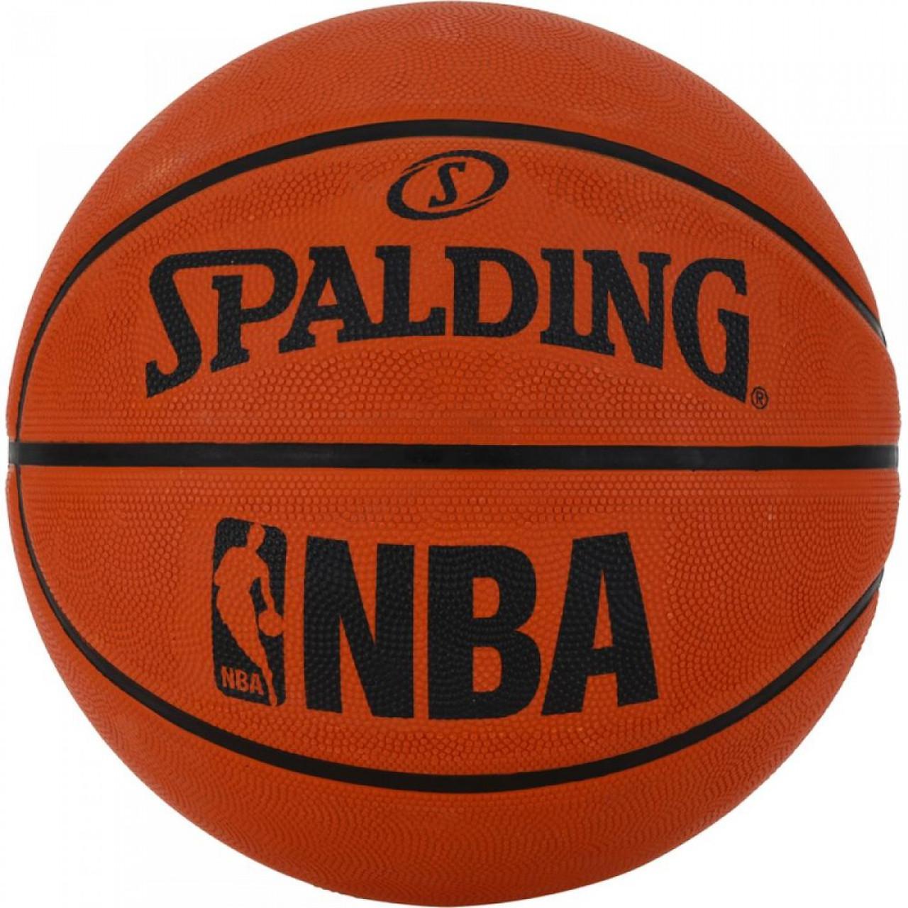 М'яч баскетбольний Spalding NBA Orange Size 7