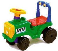 Авто-каталка Беби Трактор 310х450х610мм 931
