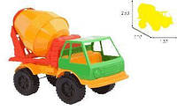 Машинка игрушка бетономешалка 31,0*13,5*23,0 см 099