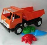 Машинка игрушка Камаз 38,5х19,5х20см 471