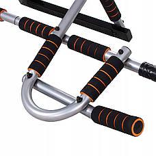 Турнік-тренажер багатофункціональний Springos Iron Gym Pro FA0013, фото 2