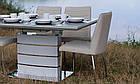 Обідній комплект: стіл Скайлайн і стільці Арно Prestol™, фото 4