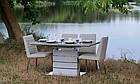 Обідній комплект: стіл Скайлайн і стільці Арно Prestol™, фото 2
