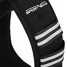 Жилет-утяжелитель для тренировок SportVida 3 кг SV-HK0402, фото 2