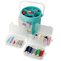 Органайзер - набор для швейных принадлежностей 210 Piezas Supercosturero