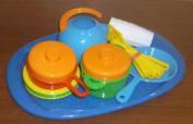 Посуда игрушка набор 990