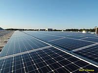 Сонячні панелі Panasonic монокристаллической гібридної технології.