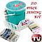 Швейный набор Deluxe Sewing Kit 210 предметов, набор для шитья Делюкс Сьюин Бокс, фото 3