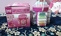 Швейный набор Deluxe Sewing Kit 210 предметов, набор для шитья Делюкс Сьюин Бокс, фото 1