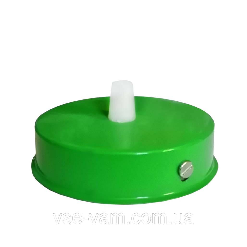 Комплект для монтажа люстры, монтажная основа для светильников, зеленый