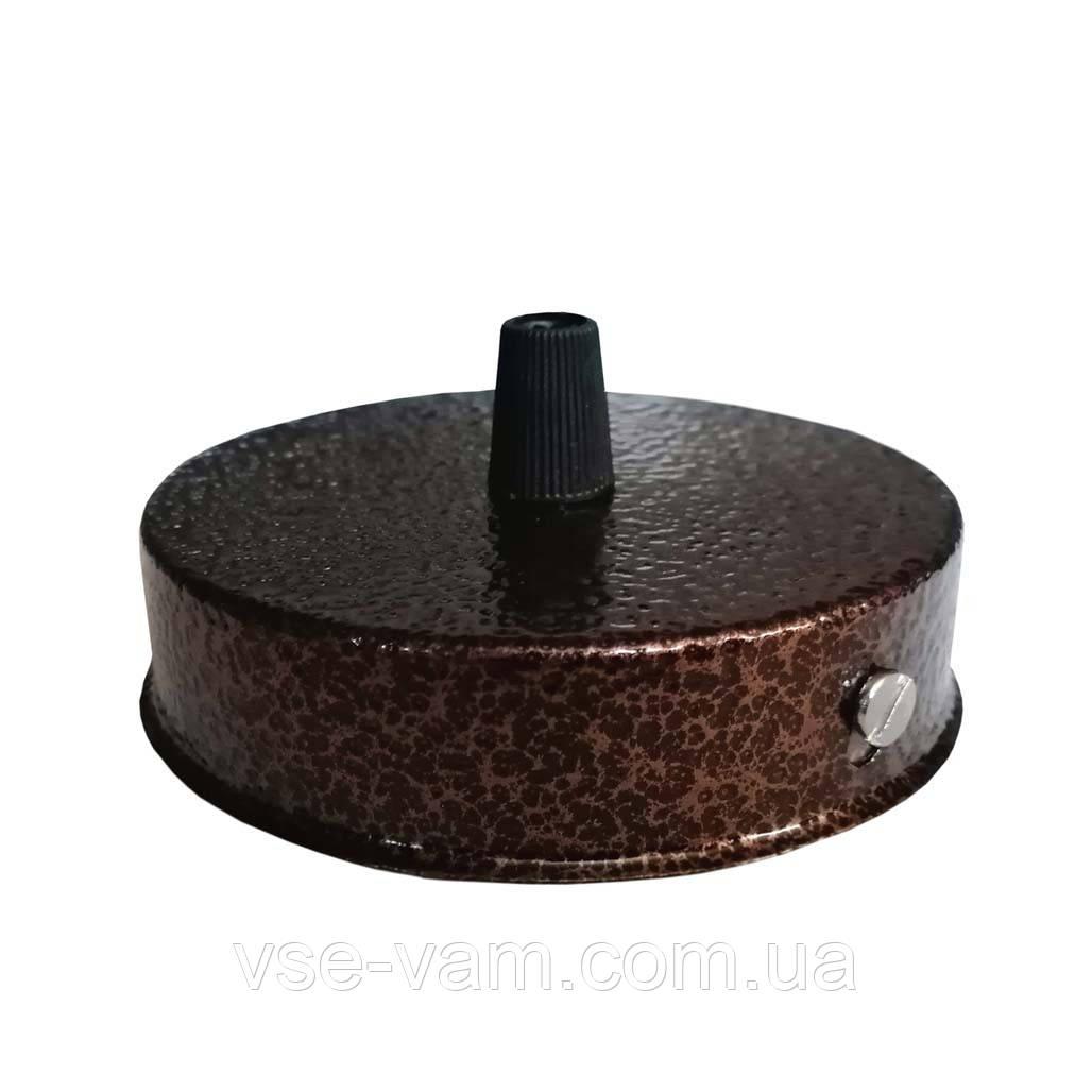 Комплект для монтажа люстры, монтажная основа для светильников, коричневый