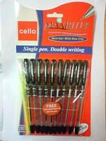 Ручка Maxriter шариков черная (10/100/2400)