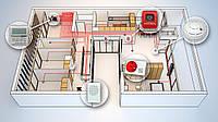 Проектування протипожежного комплексу та систем безпеки