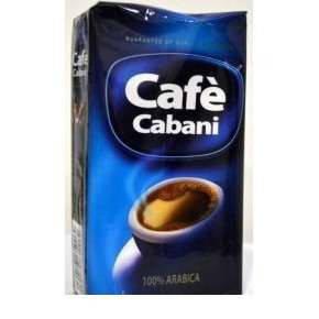 Кофе молотый Cafe Cabani 100% Arabica 250 гр. (Великобритания), фото 2