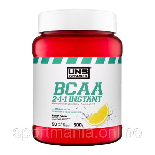 BCAA 2-1-1 Instant - 500g Lemon