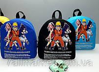 """Рюкзак детский для мальчика NARUTO размер 27*22 см (3цв) """"FILI KIDS"""" недорого от прямого поставщика"""