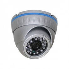 Видеокамера VLC-4192DFC CVI, 2Mp, уличная, купольная, с ИК-подсветкой до 30 м.