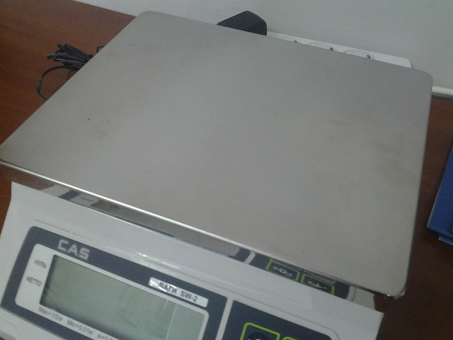 весы CAS SW