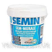 Semin Sem-Murale TM Клей для склошпалер і тканин 10 кг
