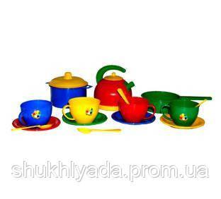 """Посудка игрушка """"Маринка 5"""" 1134 - Интернет-магазин """"Шухляда-shukhlyada"""" в Хмельницкой области"""