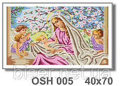 Набори алмазної мозаїки 40*70 см
