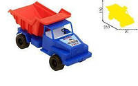 Машинка игрушка Мини Тотошка 85х115х215мм 078