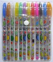 Ручки гелевые набор12 цвет A 38 (160)
