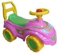 Машинка игрушка для прогулок Принцеса 0793