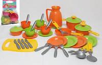 Кухонный набор игрушка №2  1677 ТехноК