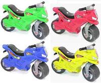 Каталка мотоцикл 501  2-х колесный