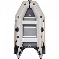 Надувная килевая моторная лодка Kolibri КМ-300Д профи, фото 1