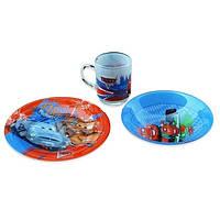 Набор детский Luminarc Disney Cars J2036 (3 предмета)