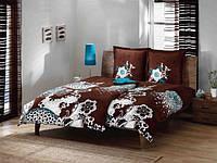 ТАС Cемейный комплект постельного белья Blanca brown