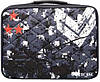 """Стильная сумка для ноутбука 13.3"""" PortCase KCB-13 Military черный"""