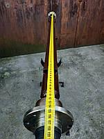 Балка АТВ-155(08Р) для причепа під жигулівське колеса посилена (товщина 6 мм), фото 1