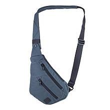 Плечова сумка для зброї DANAPER Flat (340х230х30мм), сіра