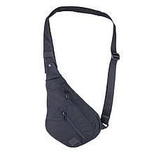 Плечова сумка для зброї DANAPER Flat (340х230х30мм), чорна