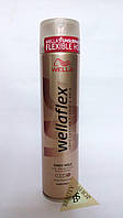 Лак для волос Wellaflex Shiny Hold (Блеск и фиксация) 250 мл