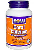 Кальций Coral Calcium 1000 mg (100 caps)