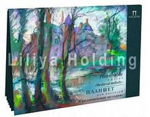 """Планшет с бумагой для пастели А2 (18 листов) 160 г/м2 """"Лилия Холдинг"""""""