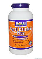 Кальций Coral Calcium Plus (100 veg caps)