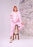 Теплый костюм трехнитка начес унисекс 104-164р от производителя, фото 10