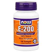 Витамин Е E-200 (100 softgels)