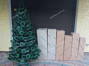 """Сосна искусственная """"Изумрудно-зеленая"""" 2.3м / елка, фото 2"""