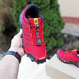 Мужские кроссовки SALOM0N SPEEDCROSS 3 Красные, фото 3