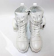 Жіночі високі черевики, фото 1